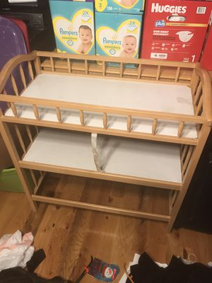 Changing table needs some work for Sale in Travelers Rest, SC
