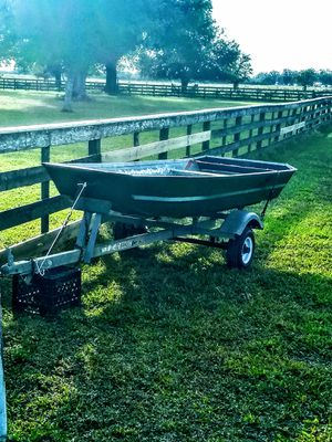 10ft. Jon boat for Sale in Zolfo Springs, FL