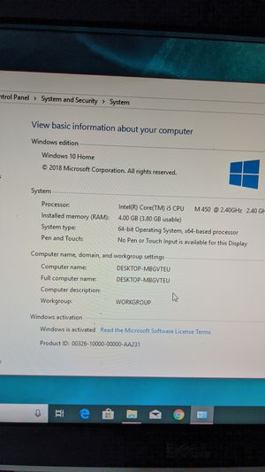 Hp laptop for Sale in Stratford, CT