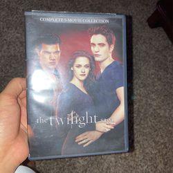 The Twilight Saga( 5 Movies) for Sale in Riviera Beach, FL