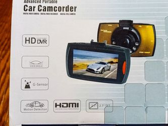 Car Camcorder for Sale in Snohomish,  WA