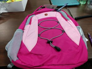 Swiss Gear Pink Backpack (DB) for Sale in Montclair, CA
