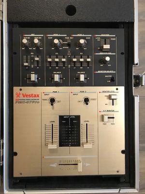 Vestax 07 dj mixer for Sale in San Diego, CA