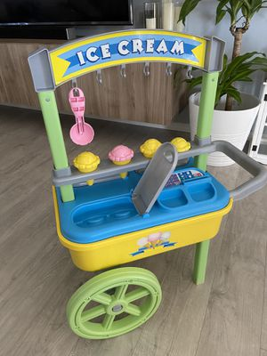 Ice Cream Cart Stand Toy for Sale in Hillsboro, OR