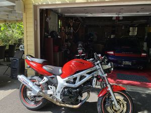 Suzuki motorcycle sv650 open to trade for Sale in Gresham, OR