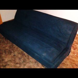 Suede futon for Sale in Fresno, CA