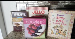 Baking/Cooking Books/Old School for Sale in San Bernardino, CA