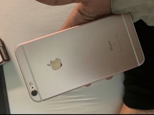 iPhone 6s Plus, rose gold, comes with charger for Sale in Houston, TX