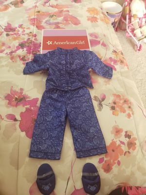 American girl doll night fit new never use for Sale in Gaithersburg, MD