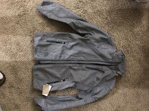Reebok jacket , heather grey color for Sale in Nashville, TN