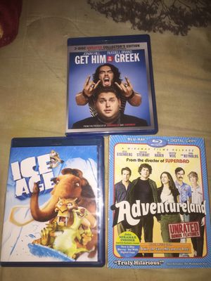 Blu-Ray Movies for Sale in Houston, TX