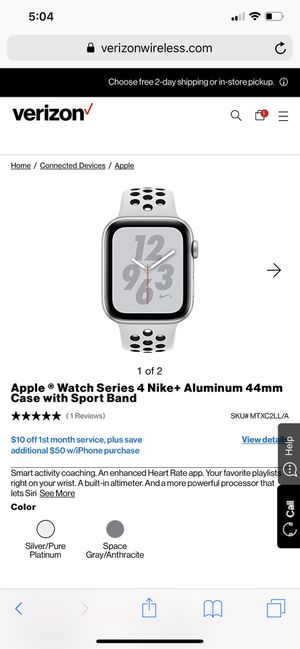 Brand New in the Box Apple Watch Series 4 for Sale in Portsmouth, VA