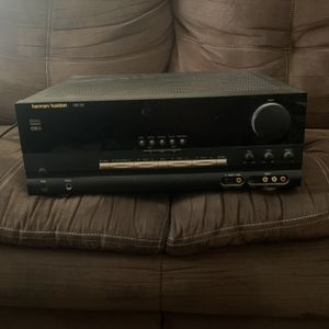 herman/kardon AVR 320 audio/video reciever for Sale in Hanford, CA