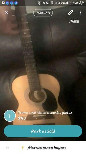 guitar for Sale in Christoval, TX