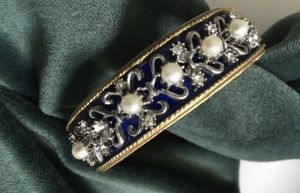 Vintage KRAMER Bracelet Designer Signed for Sale in Torrance, CA
