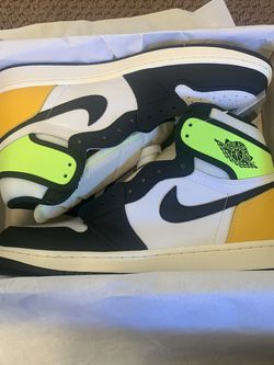 Air Jordan High Og Volt Gold US Size 12 for Sale in Atlanta,  GA