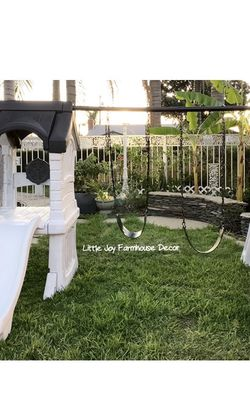 Backyard Kids Playground Swings With Slide for Sale in West Covina,  CA