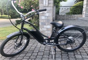 Fuji Electric Bicycle for Sale in Redmond, WA