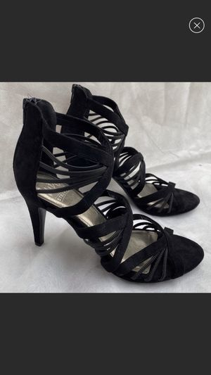 Impo Stretch Black Heels Size 10 for Sale in Riverside, CA