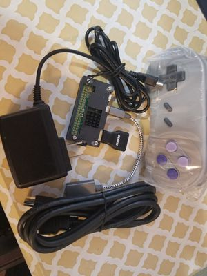Old school games Raspberry pi zero with Retropie 16 Gb for Sale in Brownsville, TX
