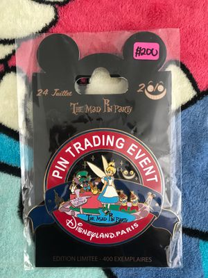 Disney pin trading event Paris pin for Sale in Santa Clara, CA