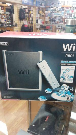 NINTENDO WII MINI INCLUDES GAME FOR SALE!!!! for Sale in Miami Beach, FL