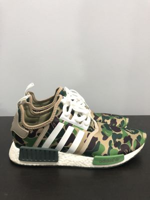 Adidas NMD Bape Green for Sale in Feasterville-Trevose, PA