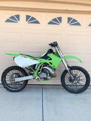 2001 Kawasaki Kx 250 - Fully Rebuilt for Sale in Glendale, AZ