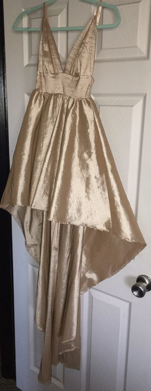 Windsor high low taffeta prom/formal dress for Sale in Bakersfield, CA