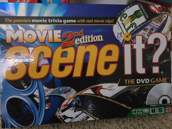 Scene It Movie 2nd Edition