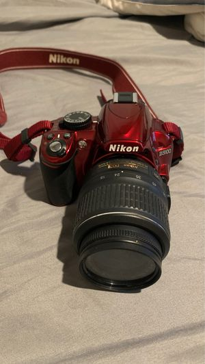 Nikon D3100 for Sale in Mission Viejo, CA