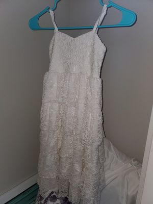 Boho flower girl dress size 6. for Sale in Vancouver, WA