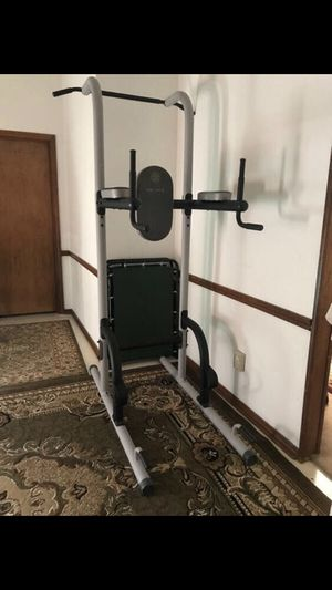 Gold jym Exercise excellent condition for Sale in Plano, TX