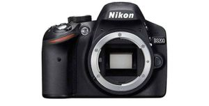 Nikon D3200 digital SLR body (black) for Sale in Boca Raton, FL