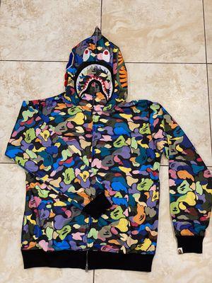 Bape colorful bape sweater L for Sale in Los Angeles, CA