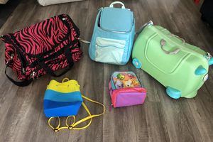 5PC Luggage for Sale in Los Angeles, CA