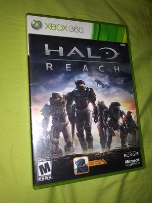 Xbox 360 Halo Reach game for Sale in Lebanon, TN