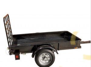 5x8 Utility Trailer for Sale in Shelton, WA