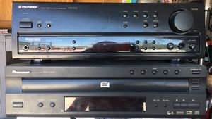 Pioneer audio/radio stereo receiver and DVD player for Sale in Las Vegas, NV