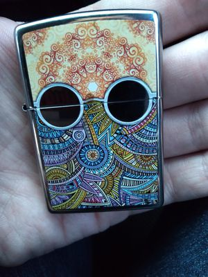 Hippy Styled Zippo for Sale in Phoenix, AZ