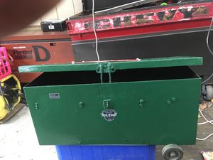 Gang box personal size with wheels greenlee restore for Sale in Portland, OR