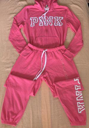 Victoria's Secret Pink Full zip Hoodie/Sweats for Sale in Maywood, CA