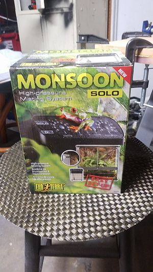 EXO TERRA Monsoon Solo Misting System for Sale in San Diego, CA