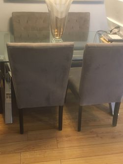 Z Gallerie Lola Chairs for Sale in Los Angeles,  CA
