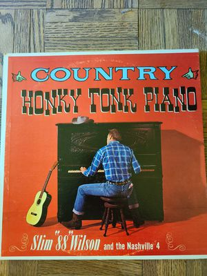 Country Honky Tonk Piano Album for Sale in Anderson, SC