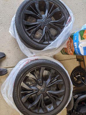 Hyundai Sonata rims and tires for Sale in Aurora, IL