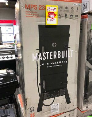 MasterBuilt Propane Smoker‼️ 6 for Sale in Spring, TX