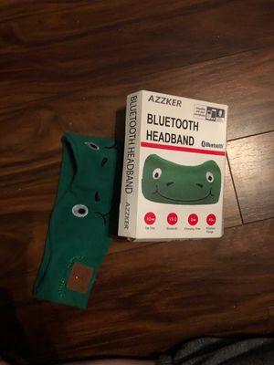 Bluetooth headband headphones for Sale in Sanford, FL