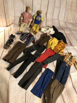 Vintage ken lot for Sale in San Bernardino, CA