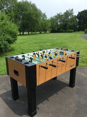 ** Tornado Whirlwind FOOSBALL TABLE!! ** GREAT CONDITION! for Sale for sale  Hightstown, NJ